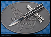 Benchmade Balisong, Model 62