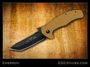 Emerson Knives -  Desert Roadhouse SFS