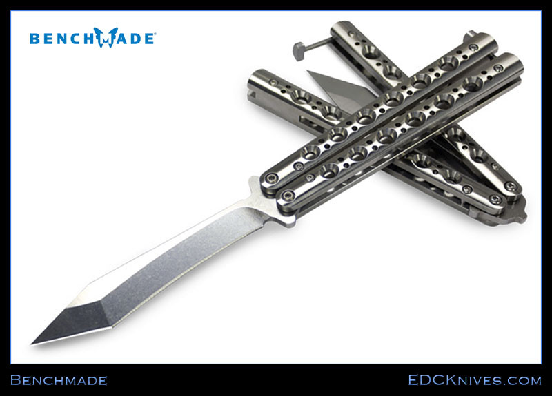 Benchmade Balisong 67 Benchmade Balisong Model 67