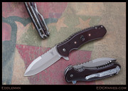 Eddleman Knives - Flipper Folder, Deluxe