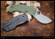 Anso, Lefty, Pale Green G10