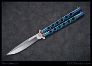 Benchmade - Balisong Model 42AS, T-Latch
