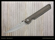 Boker - Burnley, Kwaiken
