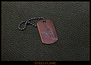 Tiger, Dog Tag