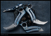 Terry Guinn - Karambit-Song, Blue Grooves