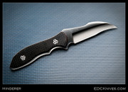 Hinderer - Wildfire Fixed Blade - One Off!