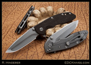 "Hinderer - XM-18 - 3.5"" Spanto - Early Model"