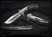 Dobruski - Caiman Flipper - Saber with Ti Bolsters