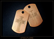 Celtic Cross, Dog Tag