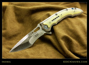 Ikoma Guardian Angel Flipper - Gen II - Pale Green G10