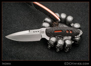 Ikoma Metropolis - Fixed BladeTactical - CF-Orange