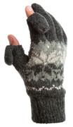Snowflake Ragg-Wool, Mens