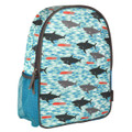 Petit Collage - Shark Toddler Backpack