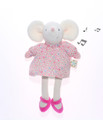 Meiya the Mouse Musical Lullaby Toy