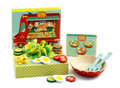Djeco Rosette et Cesar Salad Role Play Set