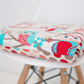 Buster Boo Cot Quilt / Playmat - Nested Owls
