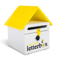 Dear Little Letterbox - Yellow