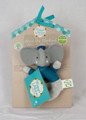 Alvin Rubber Baby Rattle and Teether