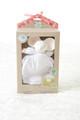 Meiya Baby Flat Rattle and Comforter