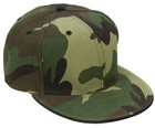 Camo Cap - Woodland Camo