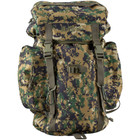 Woodland Digital Rucksack