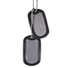 Army Style Dog Tags