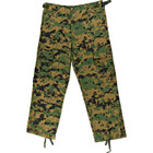 Kids BDU Pants - Woodland Digital