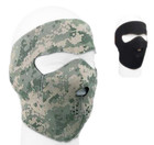 Reversible Neoprene Facemask Blk/ACU