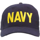"""NAVY"" Low Profile Insignia Cap"