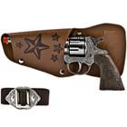Billy the Kid Diecast Replica Revolver Cap Gun Set