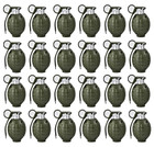 Toy Hand Grenades - BULK Set of 24