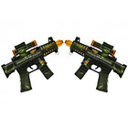 Super Mini Machine Guns - Set of Two