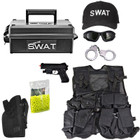 Kids SWAT Airsoft Ammo Can Set