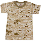 Kids Camo T-Shirt - Desert Digital