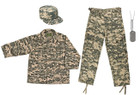Kids #3 BDU Combo - ACU Digital Camo