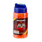 2000ct 6mm Standard Grade Airsoft Pellets (BBs)
