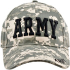 ACU Digital Army Baseball Cap - Front
