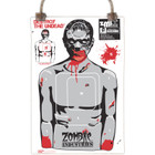 Colossal Paper Shooting Target - Zombie Chris