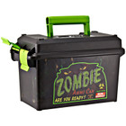Kids-Safe Military Ammo Can - 50 Cal. Zombie