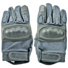 Kids Protective Airsoft Gloves - Grey