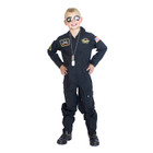 Top Gun Flight Suit Costume - Black