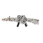 Camo Net Gun Wrap - Snow