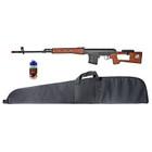 Dragunov SVD Spring Airsoft Sniper Rifle Combo