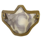 Copy of Mesh Half Mask - Tan Camo