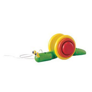 Pull Along Snail by Plan Toys