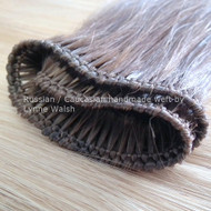 Russian Handmade Weft Hair Extensions