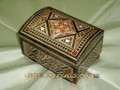 Wonderful Cute Handmade Mosaic Jewelry Box Great Gift for Her