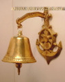 Brass Decorative Anchor Shape Bell