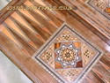 handmade syrian mosaic backgammon boards