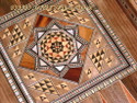 syrian mosaic backgammon boards